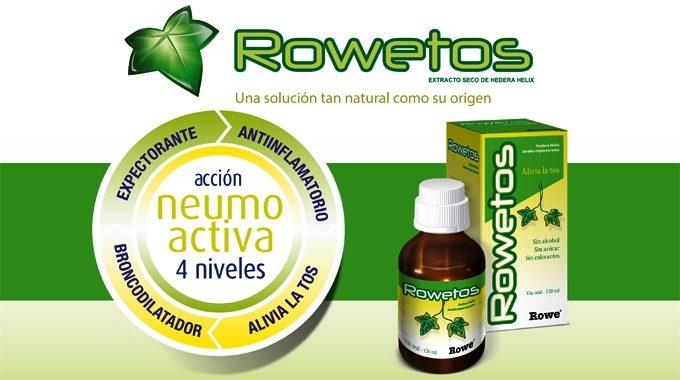 Rowetos: Acción Neumo-activa A 4 Niveles