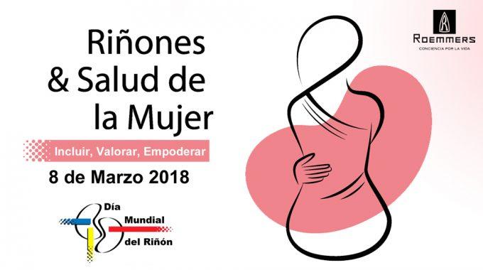 """Conversatorio """"Riñones Y Salud De La Mujer"""""""