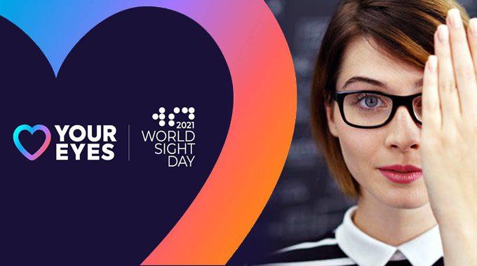 Día Mundial De La Visión: Ama Tus Ojos
